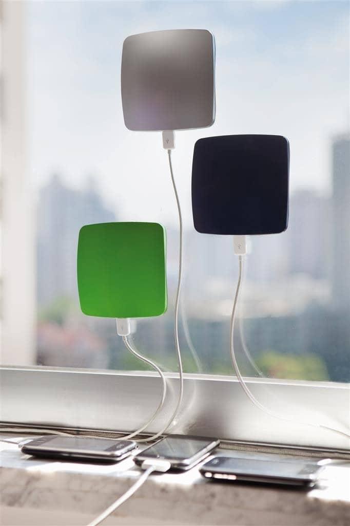 Incarcator Solar De Fereastra Xd Design