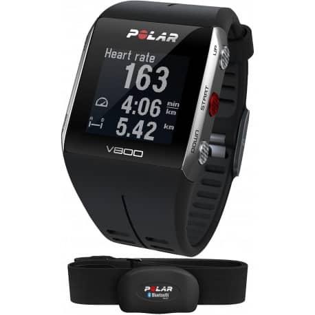 Smartwatch cu GPS si Ritm cardiac Polar V800