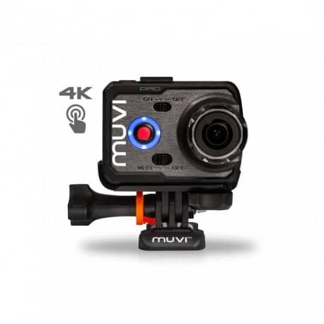 Camera de actiune Sport Veho Muvi K-Series K-2 Pro 4k, Wi-Fi, Handsfree