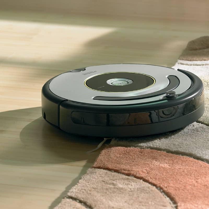 robot de aspirare irobot roomba 616. Black Bedroom Furniture Sets. Home Design Ideas