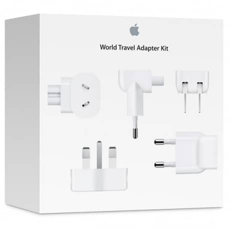 Kit original Apple adaptoare de calatorie
