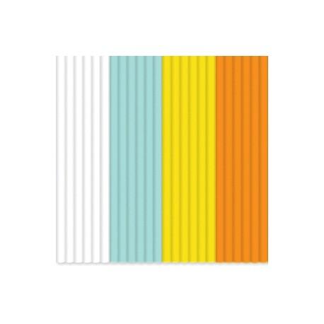 Set filamente multicolore pentru 3Doodler Start
