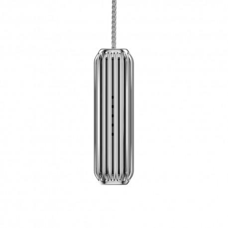 Pandantiv metalic pentru trackerul de fitness Fitbit Flex 2