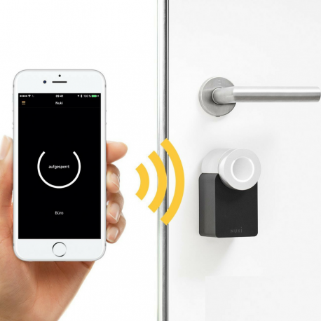 Incuietoare inteligenta Bluetooth Nuki Smart Lock 2.0