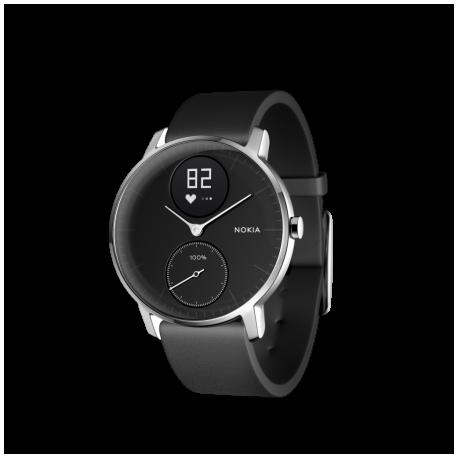 Smartwatch Nokia Steel HR cu Ritm Cardiac