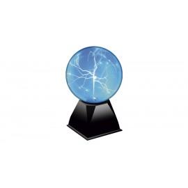 Glob cu plasma Blueray Juguetronica, diametru 15 cm