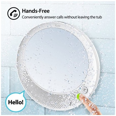 Oglinda cu boxa Bluetooth iLuv Aud Shower