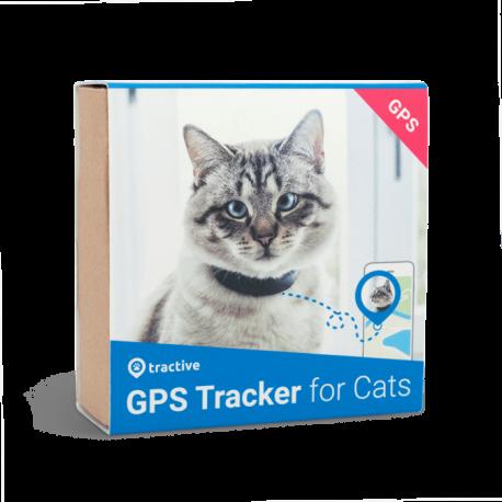 Dispozitiv localizare GPS pentru pisici Tractive