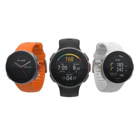 Ceas multisport si triatlon cu GPS si ritm cardiac Polar Vantage V