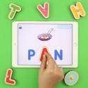 Jucarie educativa STEM - Marbotic Smart Letters