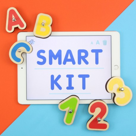 Jucarie educativa STEM - Marbotic Smart Kit