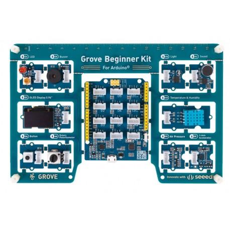 Kit Seed Studio Grove pentru Arduino pentru incepatori
